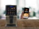The Joyce mobile app delivers a convenient and hygienic coffee experience.