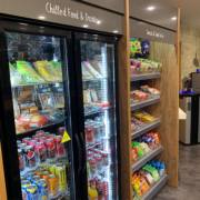 The Micro Market boost wellbeing by providing high quality workplace refreshments on-site, 24 hours a day!