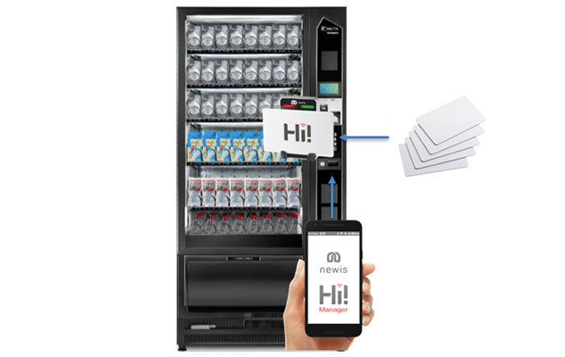 PPE vending machines provide effortless stock control with Hi Contactless technology.