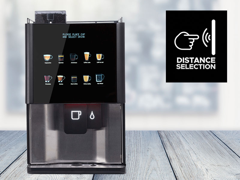 Distance Selection delivers complete peace of mind.