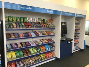 The Micro Market supplies workplace refreshments from a head-turning design that is bespoke to your business.