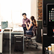Why a vending machine is a safer option that using the kettle.