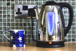The kettle is an archaic refreshment solution that has been exposed as unhygienic.