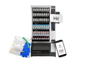 PPE vending machines from Coinadrink Limited.