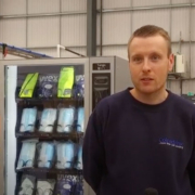 We now supply PPE vending machines!