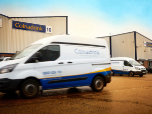 Coinadrink Limited are a trusted West Midlands vending supplier providing exemplary customer service.