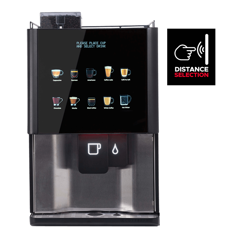 Coinadrink now supplies a wide range of contactless vending machines and water dispensers.