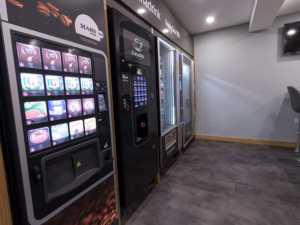 Your staff need a hot drinks vending machine at work.