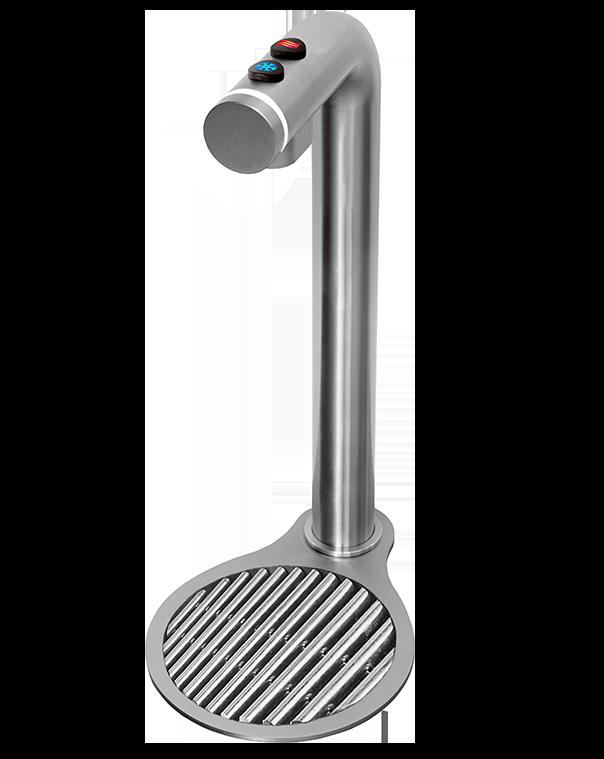 FRIIA HC Plus tap system.