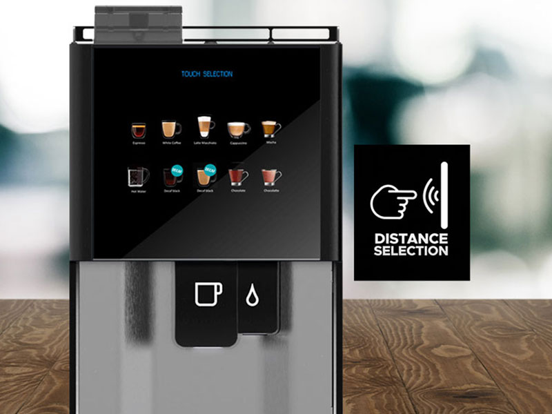 The Vitro is the perfect industrial coffee machine.