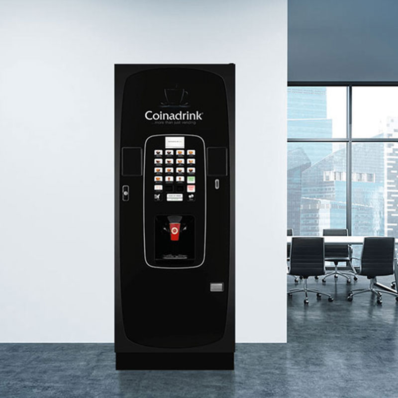 Take advantage of our special offer on our operated vending contract.