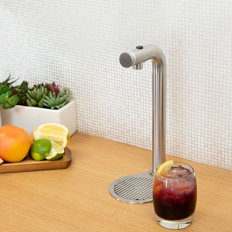 If you're looking a more advanced mains fed water cooler, try a FRIIA water tap system.