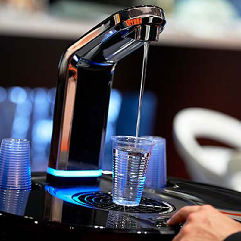 High quality mains fed water coolers from Coinadrink that are packed with innovation.