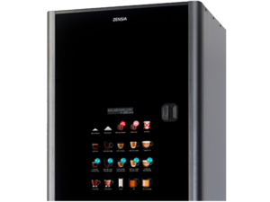 The Zensia hot beverage machine from Coinadrink Limited.