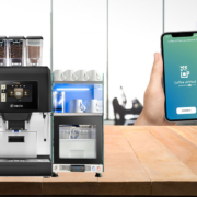 Coffee APPeal is an intuitive new arrival that delivers a contactless vending experience.