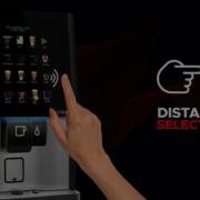 Distance Selection contactless technology delivers a reassuring vending machine experience.