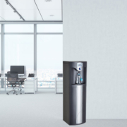 The AA First Arctic Chill plumbed-in contactless water dispenser from Coinadrink Limited.