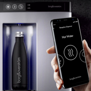 Alongside our contactless vending machines, why not try our contactless water dispensers?
