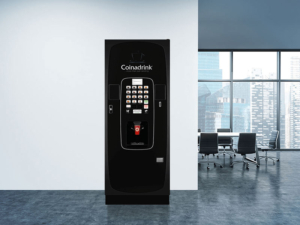 We choose the vending equipment that we know will work for your business.