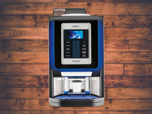 The Krea Prime was one of the three office coffee machines that we added to our range in April 2020.