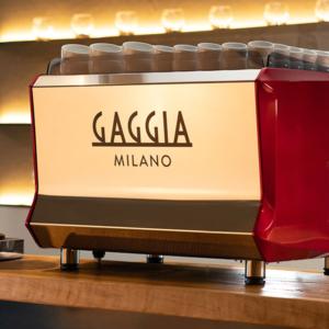 Contact us about the stunning La Precisa coffee machine.