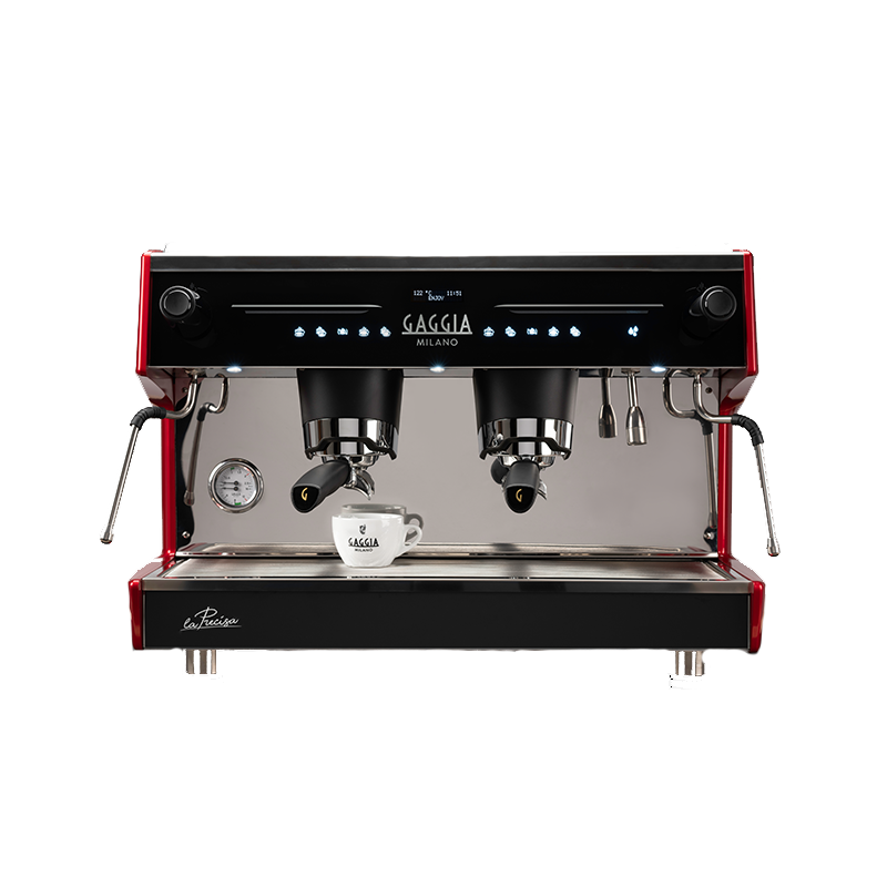 The Gaggia La Precisa commercial coffee machine from Coinadrink Limited.