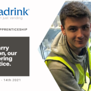 Say hello to our Engineering Apprentice Harry Hampson on National Apprenticeship Week 2021!