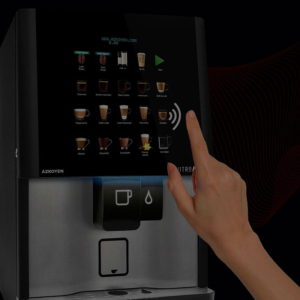 Contactless vending machines and equipment well suited to a post-Covid world.