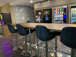 Coinadrink's vending machine hygiene standards form part of our industry leading vending machine service.