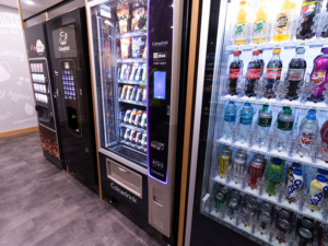 Our range of vending machine equipment is high-quality, stylish and reliable.
