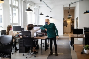 How will workplace wellbeing look in a post-Covid world?