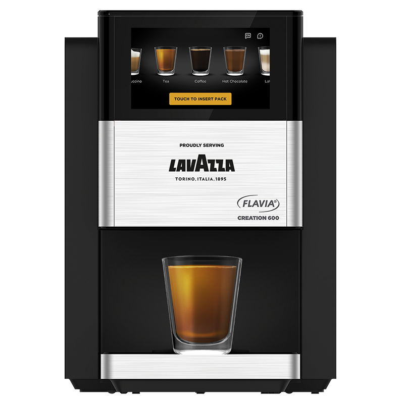 The Flavia Creation 600 office coffee machine is a fantastic upgrade to your 500.