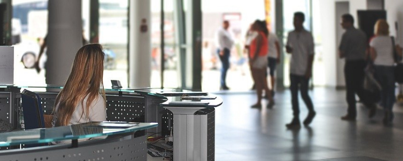 How vending machine services can help enhance your serviced office building.