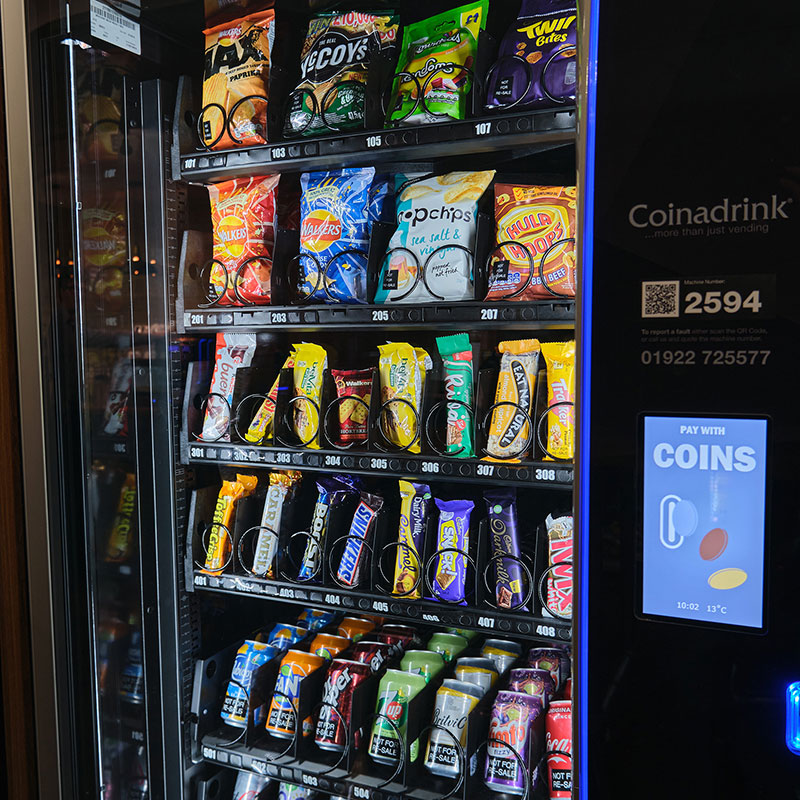 There are so many benefits of buying vending machines from Coinadrink Limited.