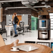 Enjoy coffee shop quality with our premium vending machine services.