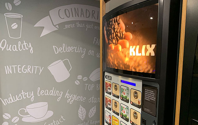 Trust us to find the best in-cup vending machine for you.