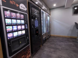 Our vending machine services showcase advanced innovation.