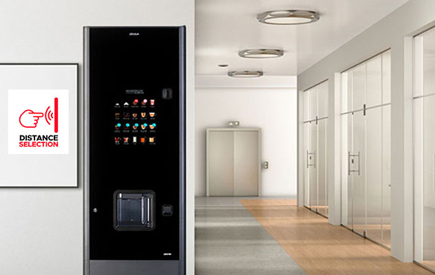 Contactless hot drinks vending machines from Coinadrink.