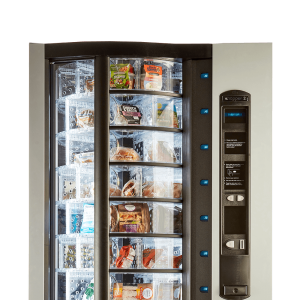 A fresh food vending machine is a convenient way to enjoy high-quality products on site.