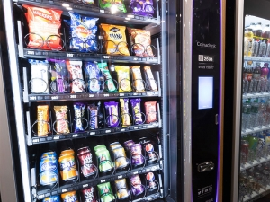 buy vending machines Walsall, West Midlands and UK