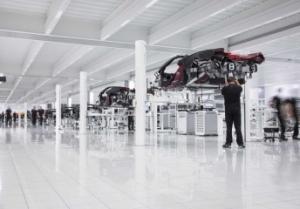 Productivity starts on the factory floor.