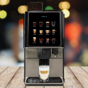 The Vitro X1 MIA fresh milk coffee machine now available from Coinadrink Limited.
