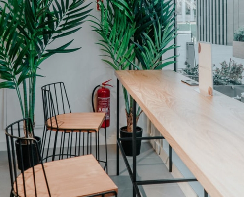 How implementing a breakout area can improve workplace culture in a post-Covid world.