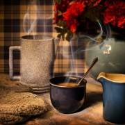 Home coffee machines are becoming more and more popular.