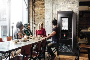 Our vending machines services can safely overhaul any working environment.