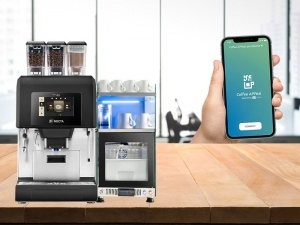 Contactless workplace refreshment solutions from Coinadrink.