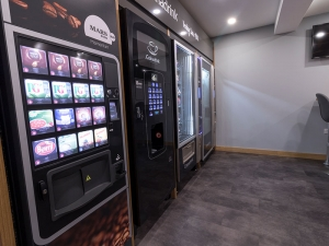 Our vending services are completely hassle-free, with maintenance, sanitisation and replenishment proactively taken care of.