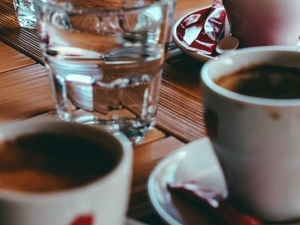 Croatians love their coffee almost as much as they love their National team.