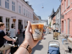 Danish coffee culture highlighted during Euro 2020.