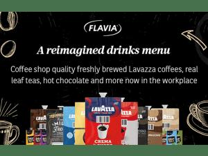 The Flavia C600 pod and capsule coffee machine offers a reimagined drinks menu.